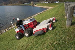 ventrac mower mulching deck