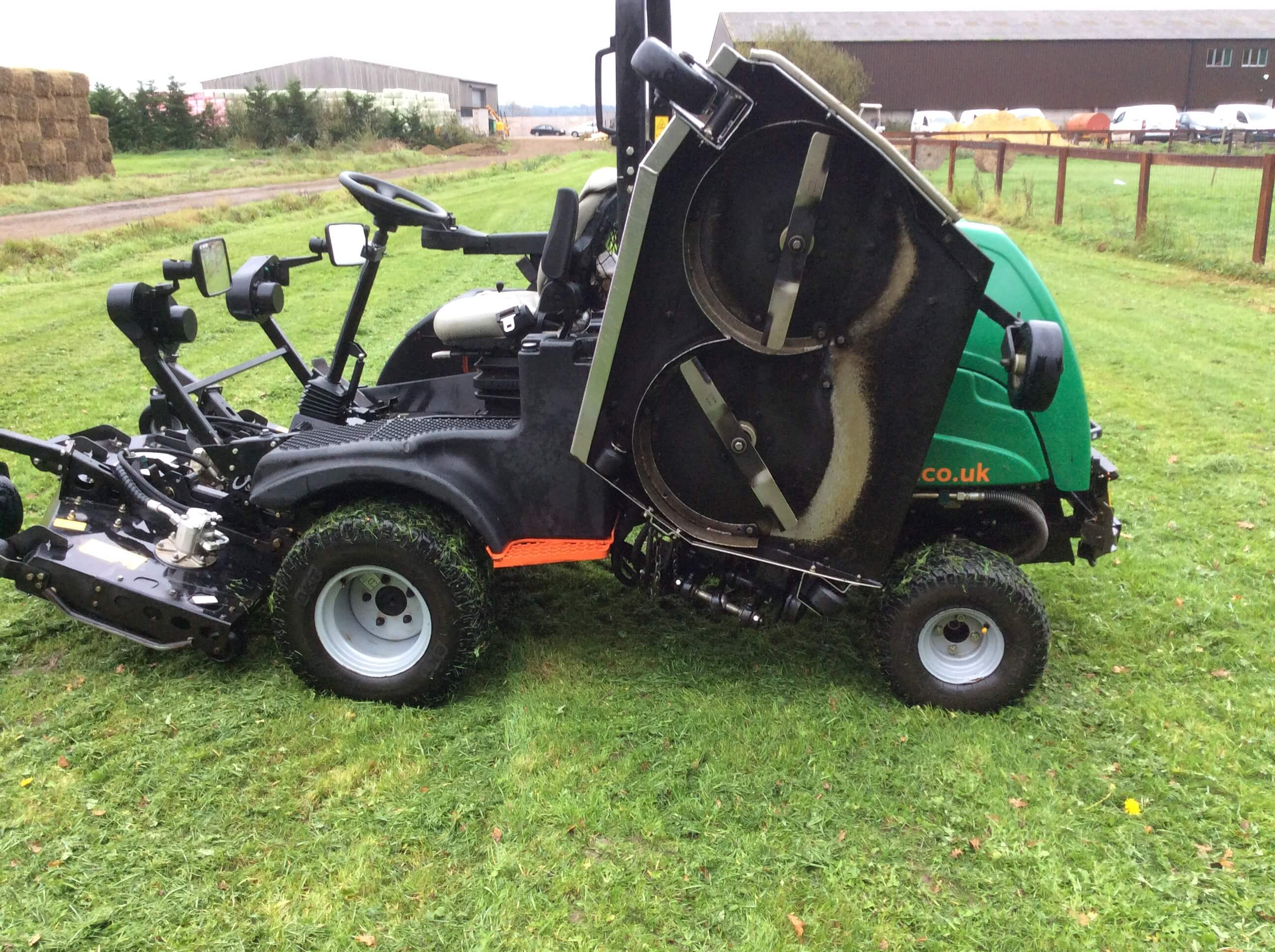 Turfleet Hire Well Maintained Used Machinery For Sale in UK